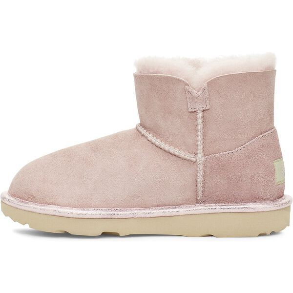 Kids Mini Bailey Button II Star Boot, PINK CRYSTAL, hi-res