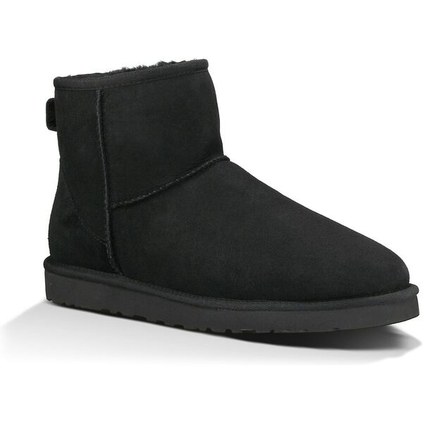 Classic Mini Boot, BLACK, hi-res