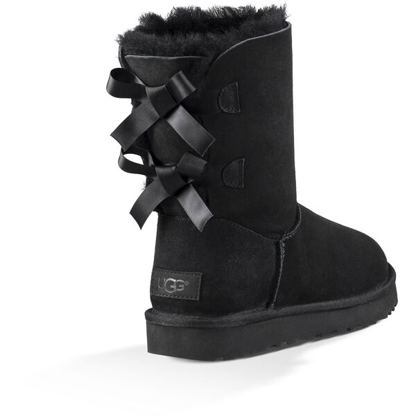 Womens Bailey Bow II Boot, BLACK, hi-res