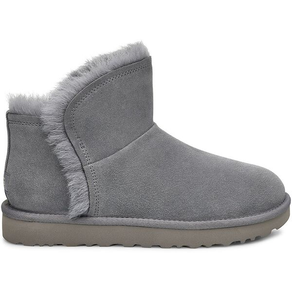 Womens Classic Mini Fluff High-Low Boot, GEYSER, hi-res