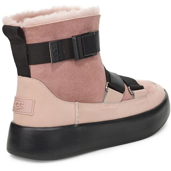 CLASSIC BOOM BUCKLE BOOT, PINK CRYSTAL, hi-res