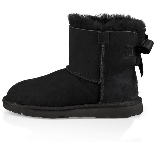 Toddlers Mini Bailey Bow II Boot, BLACK, hi-res