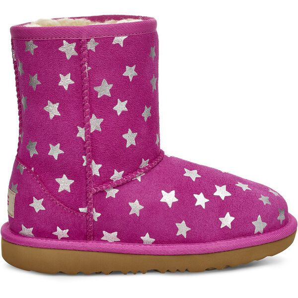 TODDLERS CLASSIC SHORT II STARS BOOT