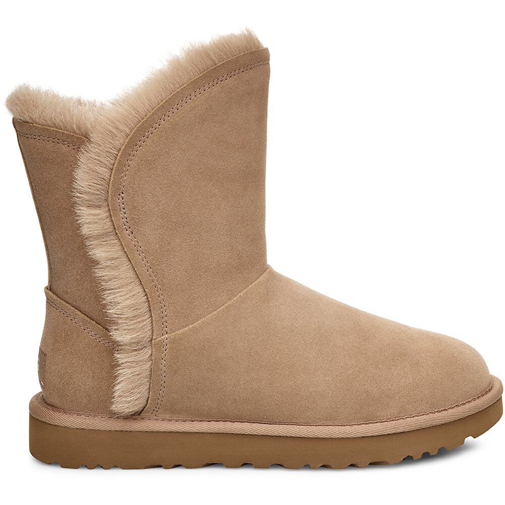 Genuine Leather UGG Boots size 7.5 in CV10 Nuneaton and