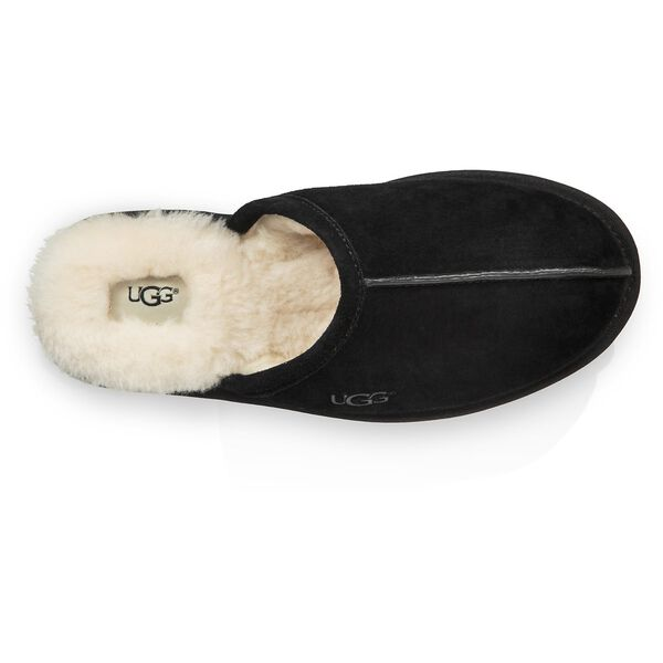 Scuff Slipper, BLACK, hi-res