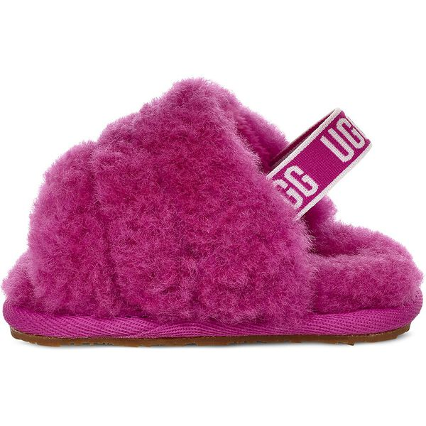 TODDLERS FLUFF YEAH SLIDE, FUCHSIA, hi-res