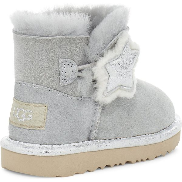 Toddlers Mini Bailey Button II Star Boot, GREY VIOLET, hi-res