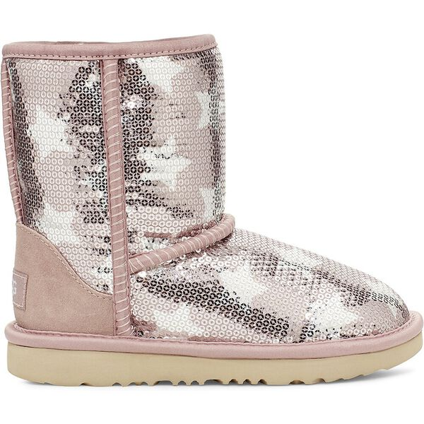 KIDS CLASSIC SHORT II SEQUIN STAR BOOT