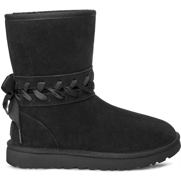 Classic Lace Short Boot