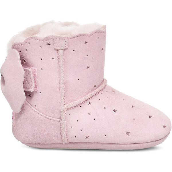JESSE BOW II BOOTIE, SEASHELL PINK, hi-res