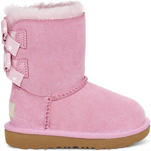 Toddlers Bailey Bow II Star Boot, LIPGLOSS, hi-res