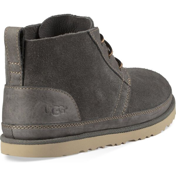 Neumel Unlined Leather Boot, CHARCOAL, hi-res
