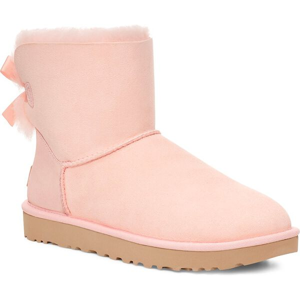 Mini Bailey Bow II Boot, ROSE MALLOW, hi-res
