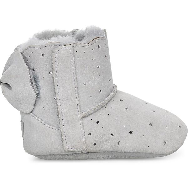 Infants Jesse Bow II Bootie, GREY VIOLET, hi-res