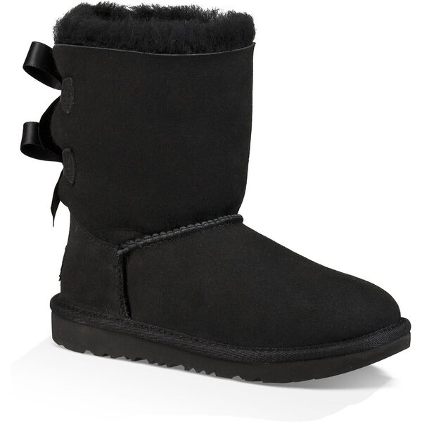 Kids Bailey Bow II Boot, BLACK, hi-res