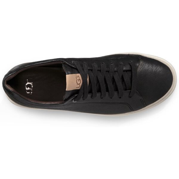 Cali Sneaker Low, BLACK, hi-res