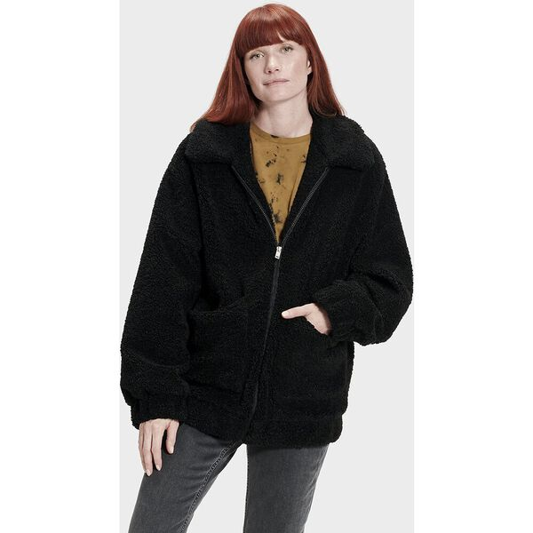 Jackeline Teddy Bear Jacket