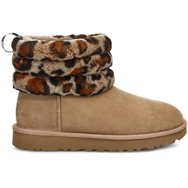 Fluff Mini Quilted Boot