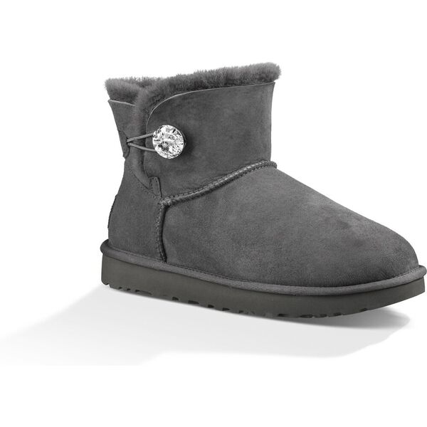 Mini Bailey Button Bling II Boot, GREY, hi-res