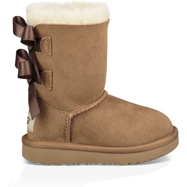 Toddlers Bailey Bow II Boot, CHESTNUT, hi-res
