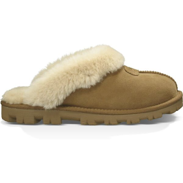 Coquette Slipper, CHESTNUT, hi-res