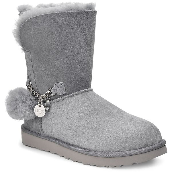 CLASSIC SHORT CHARMS BOOT, GEYSER, hi-res