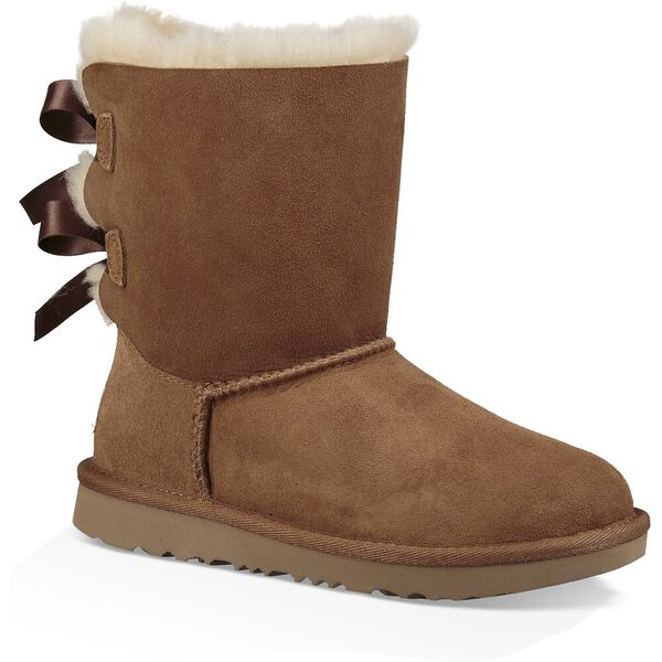 Kids Bailey Bow II Boot, CHESTNUT, hi-res