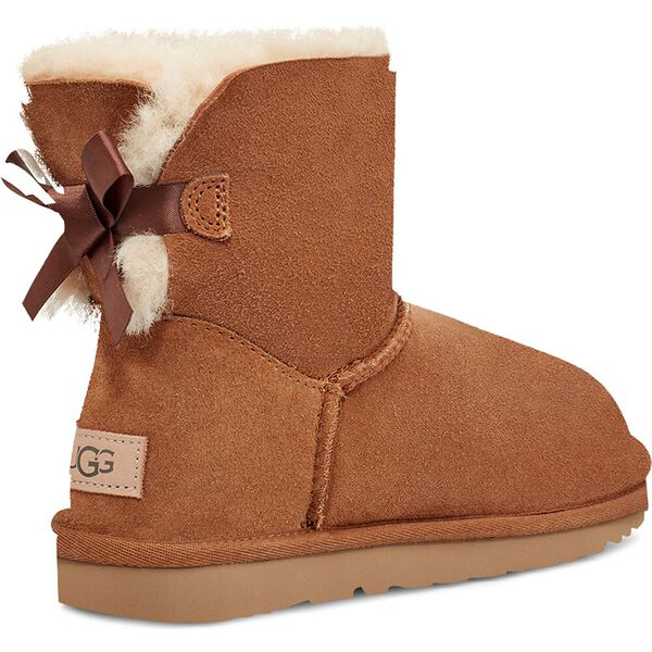 MINI BAILEY BOW II BOOT, CHESTNUT, hi-res