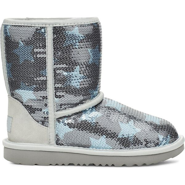 Toddlers Classic Short II Sequin Star Boot