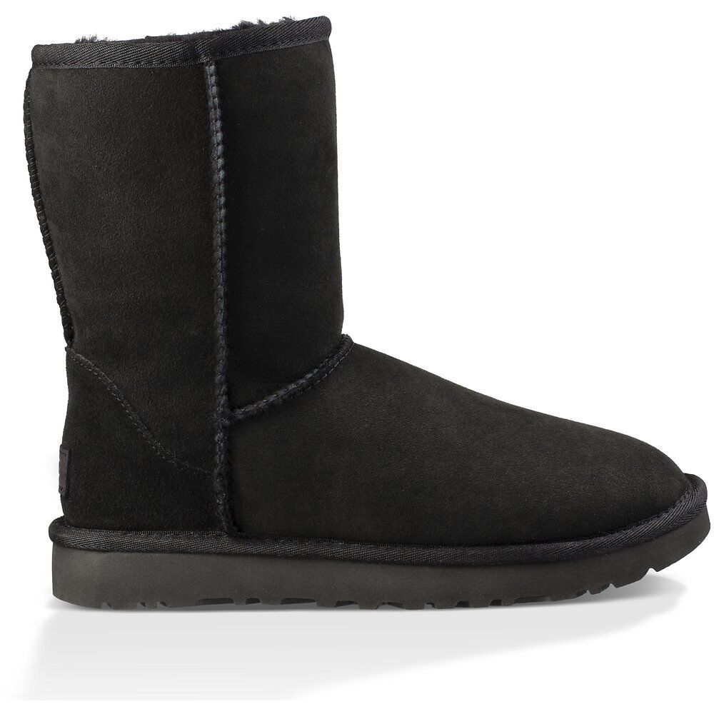 NEW Classic Short UGG Boots. Size 8. Black