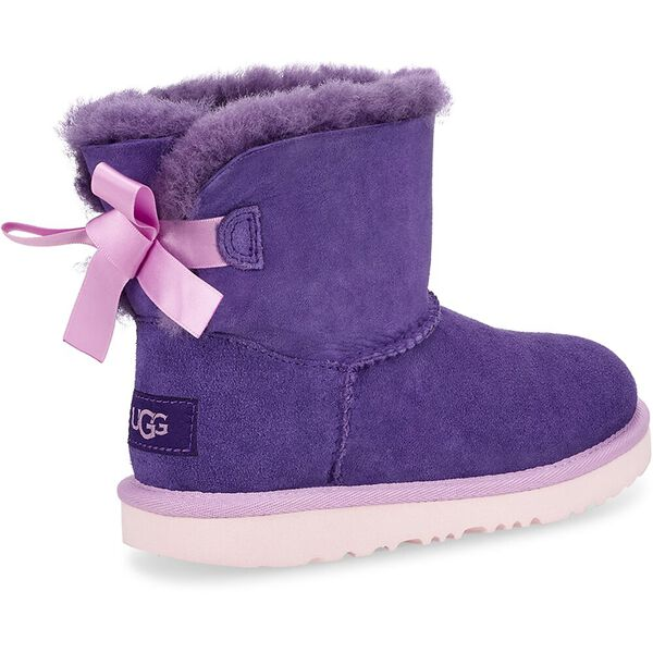 Kids Mini Bailey Bow II Boot, VIOLET BLOOM, hi-res