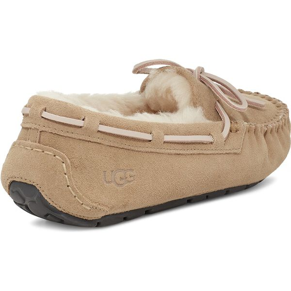 Womens Dakota Slipper, TABACCO, hi-res