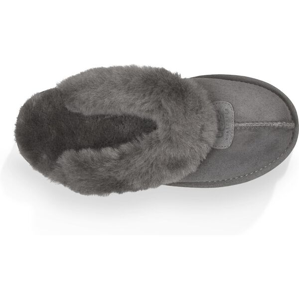 Coquette Slipper, GREY, hi-res
