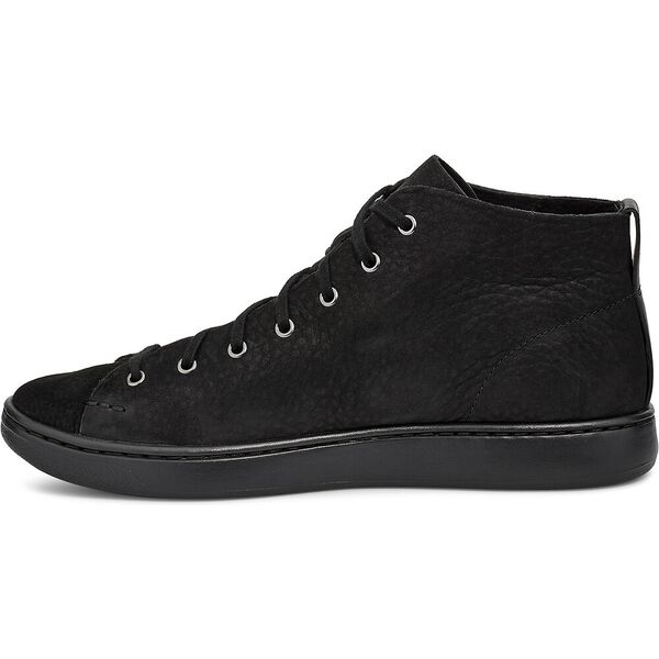 Pismo High Sneaker, BLACK, hi-res