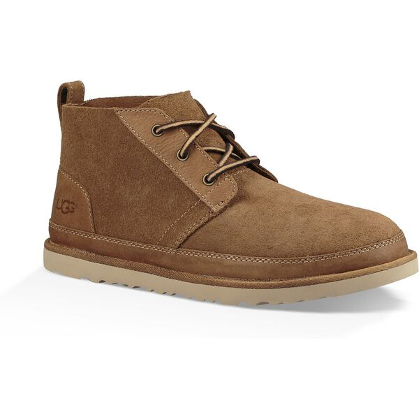 Neumel Unlined Leather Boot, CHESTNUT, hi-res