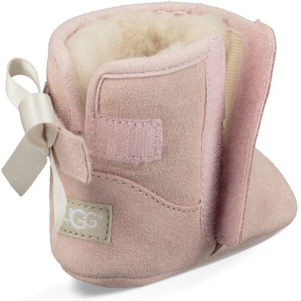Infants Jesse Bow II Bootie, BABY PINK, hi-res