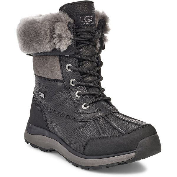 Womens Adirondack Boot III, BLACK, hi-res
