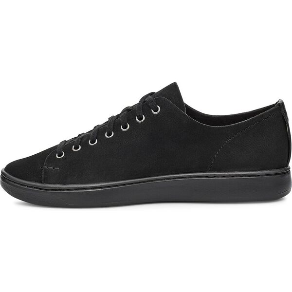 Mens Pismo Low Sneaker, BLACK, hi-res