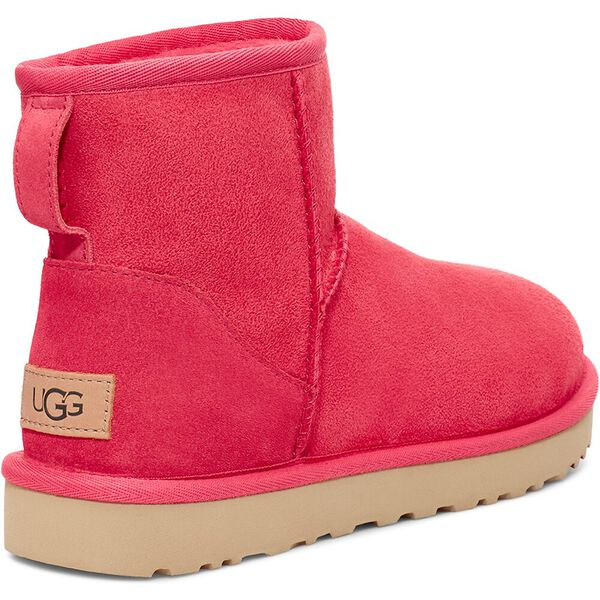 Womens Classic Mini II Boot, STRAWBERRY SORBET, hi-res