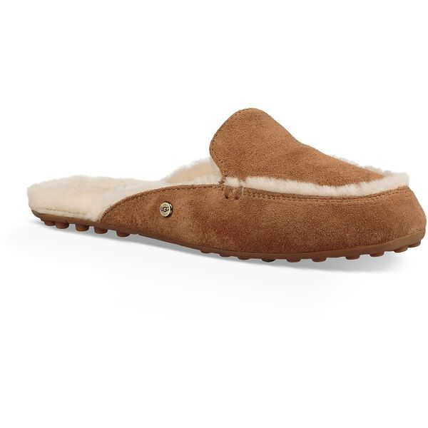 Lane Slipper, CHESTNUT, hi-res
