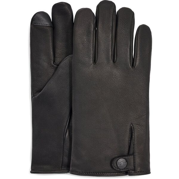Tabbed Splice Leather Glove