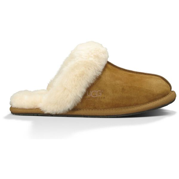 Scuffette II Slipper, CHESTNUT, hi-res