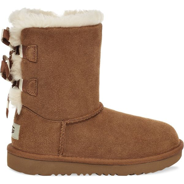 Kids Bailey Bow Striped Boot