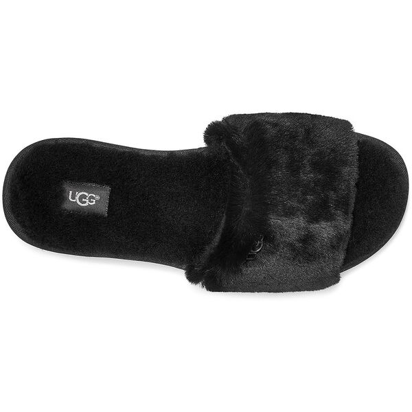 COZETTE SLIPPER, BLACK, hi-res