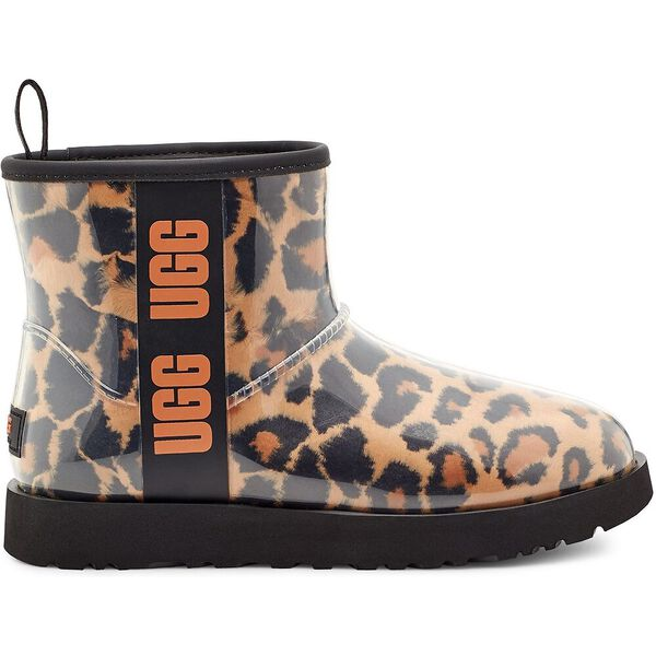 Womens Classic Clear Mini Panther Boot