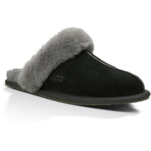 Scuffette II Slipper, BLACK GREY, hi-res
