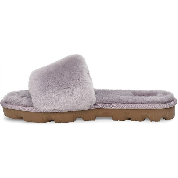 Womens Cozette Slide, SOFT AMETHYST, hi-res