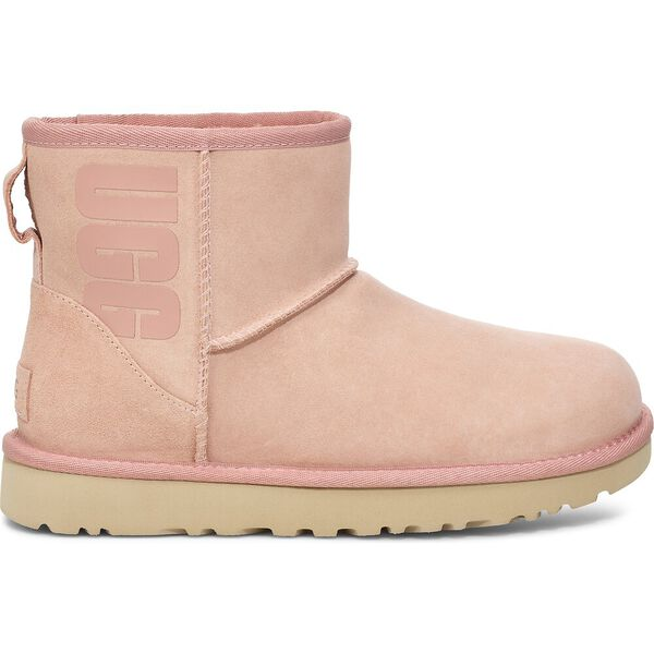 Classic Mini UGG Rubber Logo Boot, LA SUNSET, hi-res